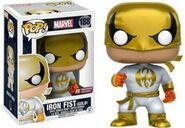 Iron Fist Gold POP