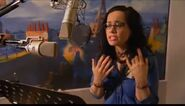 Janeane Garofalo behind the scenes Ratatouille