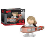 Luke Skywalker with Landspeeder Dorbz