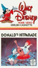 Melody Time 1985 Germany VHS