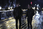 Once Upon a Time - 6x12 - Murder Most Fowl - Photography - Hook and David