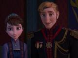 El Rey Agnarr y la Reina Iduna