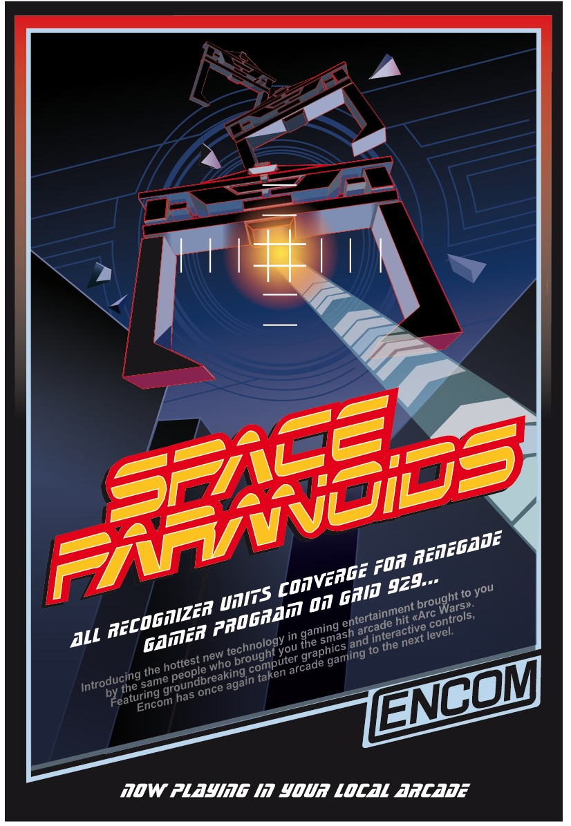 Space Paranoids Disney Wiki Fandom Powered By Wikia