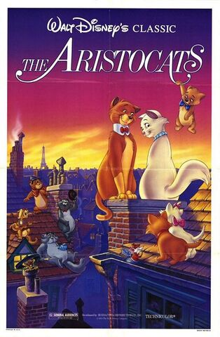 File:The Aristocats 1987 Re-Release Poster.jpg