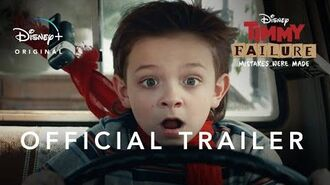 Timmy Failure Mistakes Were Made Official Trailer Disney+