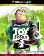 Toy Story 3 4KUHD Bluray
