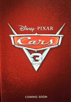 Cars 3 D23 Poster
