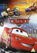 Cars UK DVD (2006)