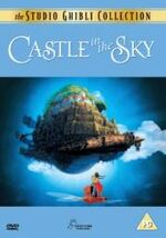 Castle in the Sky UK DVD