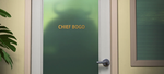 Chief Bogo's Office