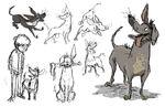 Coco Dante sketches
