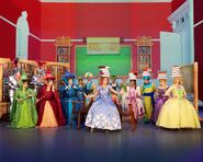 Disney Junior Live Pirate and Princess Adventure - Princess Sofia & Friends