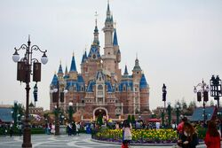 Enchanted Storybook Castle Shanghai