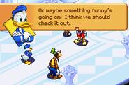 Kingdom Hearts - Chain of Memories donald mad