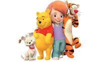 My friends Tigger and Pooh main characters