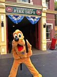 Pluto at fire dept