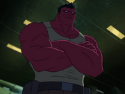 Red hulk AUR HD
