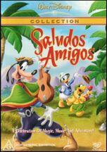 Saludos Amigos 2003 AUS DVS