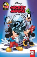 Who is Mickey Mouse GN cover