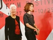 26th Tokyo International Film Festival- Sofia Coppola & Eleanor Coppola from The Bring Ring
