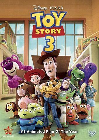 Toy Story 3 Video Disney Wiki Fandom