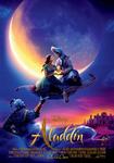 Aladdin 2019 Mexican poster