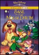 Basil the Great Mouse Detective 2003 AUS DVD