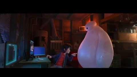 Big Hero 6 - suomeksi dubattu traileri 2 - Elokuvateattereissa 23.1.2015