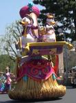 Donald n Daisy's Magic Broom n Carpet