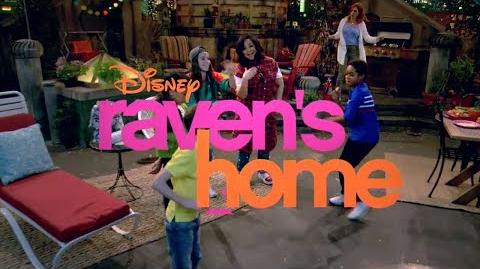 First Look A Little Privacy Raven's Home Disney Channel