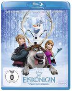 Frozen 2014 Germany Blu-Ray
