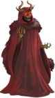 Horned King transparent-0