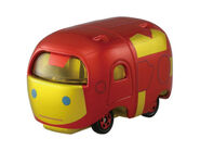 Iron Man Tsum Tsum Vinyl Car