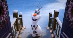 Olaf in Olaf's Frozen Adventure