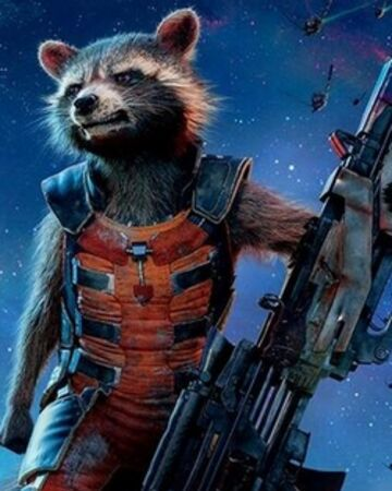 Rocket Raccoon Marvel Cinematic Universe Disney Wiki