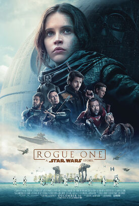 Rogue One official poster