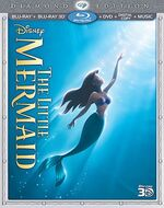 TheLittleMermaid 3-D Bluray