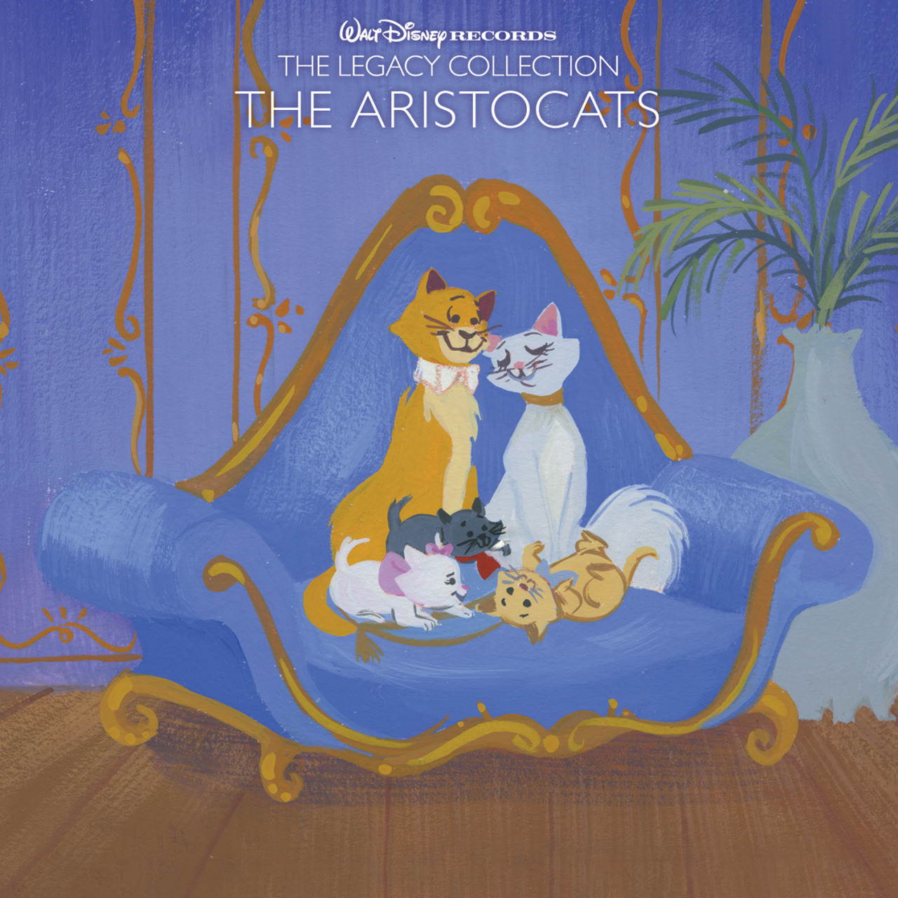 Aristocats Frog: The Legacy Collection: The Aristocats