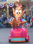 Abu Mickey's Soundsational Parade