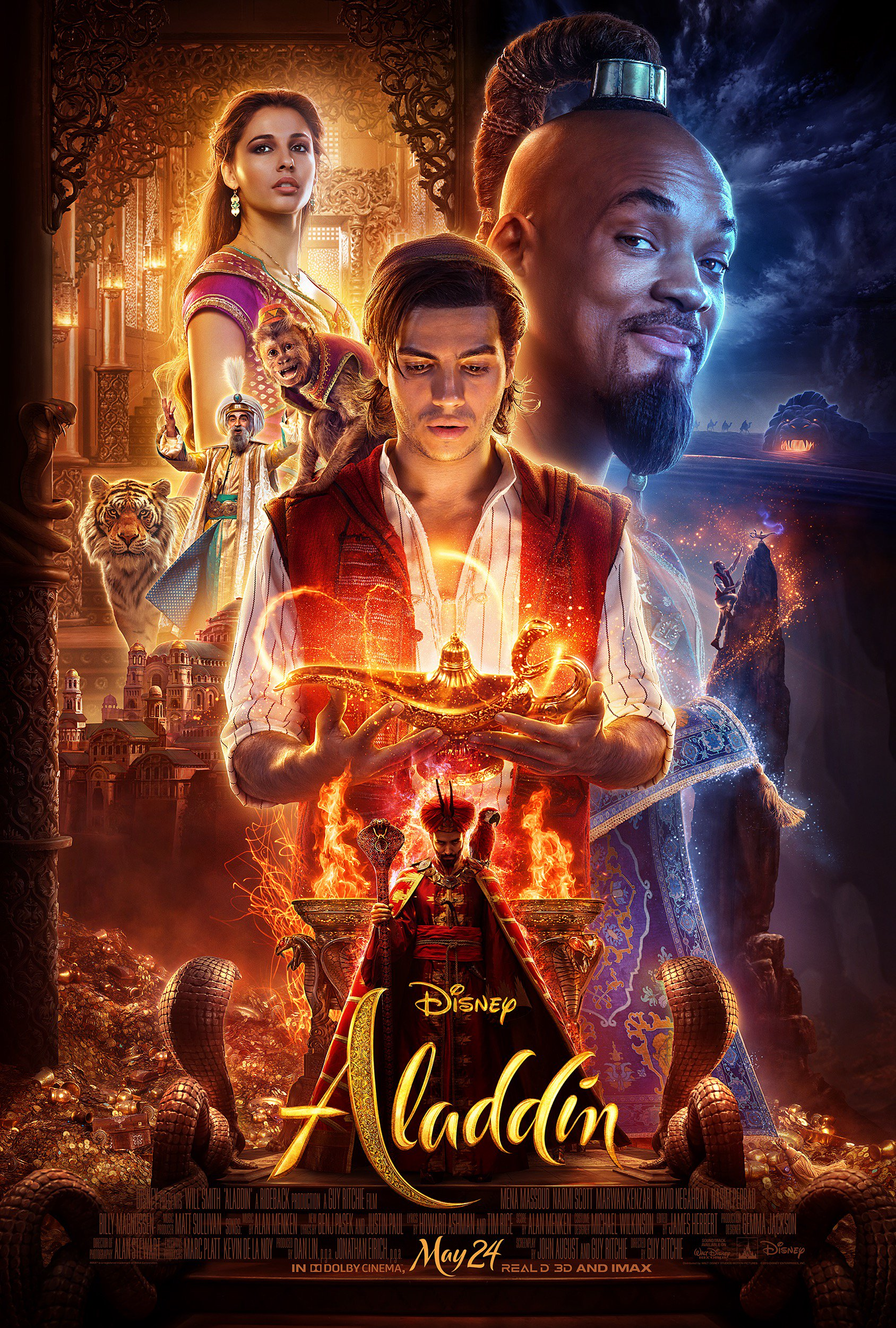 Aladdin 2019 Film Disney Wiki Fandom Powered By Wikia