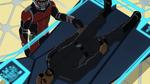 Ant-Man Nick Fury USMWW