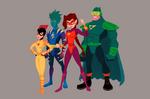 Big Hero 6 Prop Concept Art 02