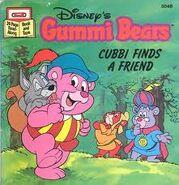 Cubbi Finds a Friend Cover