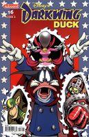 Darkwing Duck Issue 16A