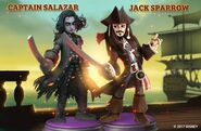 Disney Magical Dice Pirates Promo