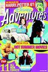 Disney adventures june-july 2005