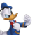 Donald Duck DHBM