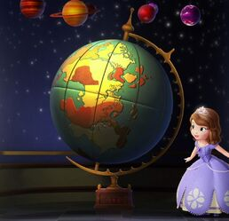 Globe of the Ever Realm