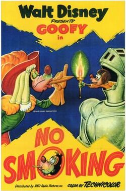 Goofy-No-Smoking-poster
