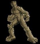 Groot Animated Render 01